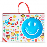 Pack regalo vajilla infantil Munchkin Be Happy