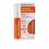 TURMERIC Cúrcuma em spray oral Better You 25ml