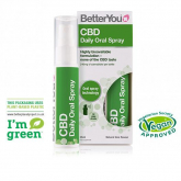 CBD em spray oral Better You 25ml