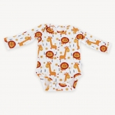 Body estampa de girafas Lokitos Kids