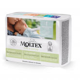 ​Pañales Moltex Pure & Nature T1 (2-5kg) 22 uds