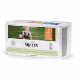 Pañales Moltex Pure & Nature T3 (4-10 kg) 56 uds