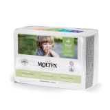 Pañales Moltex Pure & Nature T4 (9-15 kg)  50 uds