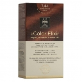 Tinte My Color Elixir N7.44 Rubio cobrizo intenso Apivita