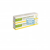Pack 2x Dentífrico Limón Dentargile Cattier, 75ml 2ª ud al 50%