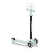 Patinete go up 4 en 1 lights verde pastel Globber