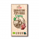 Chocolate Negro 73% Solé, 100 g