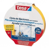 Fita dupla face extra forte Tesa 5 m x 19 mm