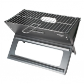 Barbacoa plegable de carbón Supergrill 44 Habitex