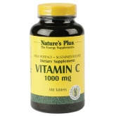 VITAMINA C 1000 mg. 180 comp.