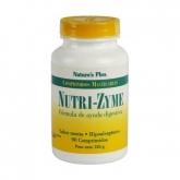 Nutrizyme Nature's Plus, 90 comprimidos