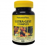 Ultra-Gest Complez Nature's Plus, 90 comprimidos