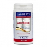 Multi-Guard® Advance Lamberts, 60 tabletas