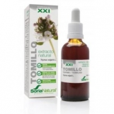 Extracto de Tomillo XXI Soria Natural, 50 ml