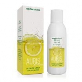 Auris Soria Natural limão, 60 ml