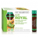 Aloe Royal 10 ml Marnys, 20 viales