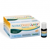 Normodigest junior Derbós, 20 viales de 10 ml