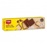 Galletas Petit al chocolate sin gluten, 130g.