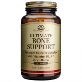Ultimate Bone Support Solgar, 120 comprimidos