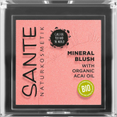 Colorete Mineral nº 01 Mellow Peach Sante 5 g