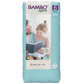 Pañal Bambo T6 XL Plus +16 Kg 40ud