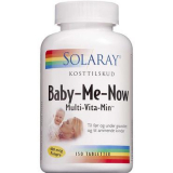 Baby me Now Prenatal Solaray, 150 cápsulas