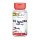 Red Yeast Rice Solaray, 45 cápsulas