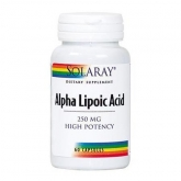 ACIDO ALFA LIPOICO 250MG