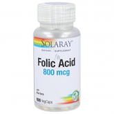 ACIDO FOLICO CAP 800MG