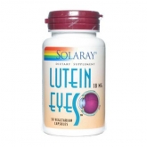 Lutein Eyes 18 mg Solaray, 30 cápsulas