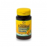 Ginkgo Biloba 500 Mg Nature Essential, 60 tabletes