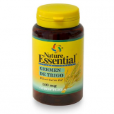 Aceite de germen de trigo 500 mg Nature Essential, 60 perlas