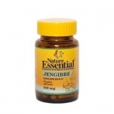Gengibre 400 mg Nature Essential, 50 cápsulas