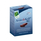 Aceite de Krill 500 mg 100% natural
