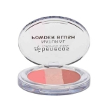 Colorete compacto trío Fall in love Benecos, 5,5g