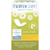 Salvaslip mini Natracare 30 uds