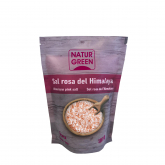 Sal rosa do grosso Himalaia Naturgreen 500 gr