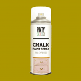Tinta Chalk paint em Spray - Bege Sáhara, 400 ml