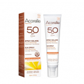 Spray solar FPS 50 Acorelle 100 ml