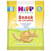 Snacks de cereais 8M HiPP 30 g
