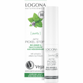 Stick anti espinha de menta Bio Logona, 6 ml