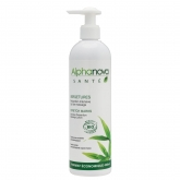 Leite de Massagem Anti Estrias Alphanova 400 ml.
