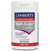 Multi-Guard® Control Lamberts, 120 tabletas