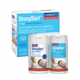 StrongStart® for Men Lamberts, 60 tabletas + 60 capsules