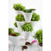 Macetero apilable Ivy planter 1 bandeja