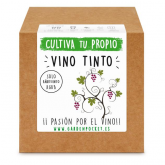 Kit siembra Vino tinto Garden Pocket