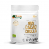 Cacao Criollo en nibs BIO Energy Feelings