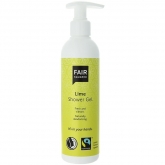 Fair Gel de ducha de lima Fair Squared, 250ml