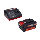 Kit Carregador Power-X 18V + Bateria 18V 4Ah 1h Einhell