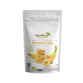 ​Bananas chips Eco Salud Viva 125 g